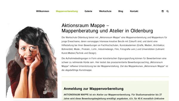 Aktionsraum Mappe - Mappenkurs
